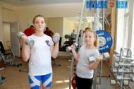 В Витебске открылся специализированный зал тяжелой атлетики