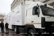 Витебская область планирует обзавестись второй передвижной мини-поликлиникой