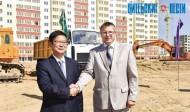 В Витебске с привлечением безвозмездной китайской помощи построят первый в Беларуси социальный жилой дом