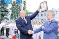 Аграрии Витебщины первыми в стране опробуют экспериментальную модель тракторов «Беларус»