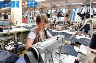 Спортивные куртки «Lacoste» шьют на предприятии «Витебчанка»