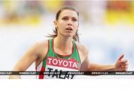 Оршанка Алина Талай одержала победу в беге на 60 м с барьерами на турнире Gugl-Meeting в Линце