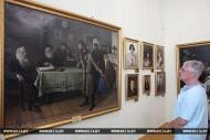 Самый полный каталог работ Юделя Пэна собран и презентован в Год культуры