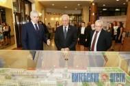 Михаил Мясникович заинтересовался разработками витебских ученых для белорусской фармацевтической промышленности