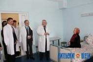 Терапевтическое отделение Шумилинской центральной районной больницы открылось после ремонта