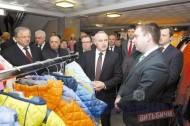 В Витебске состоялась встреча руководства области с ИП