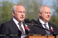 Сохранение памяти о войне помогает Беларуси противостоять современным угрозам - Николай Шерстнёв