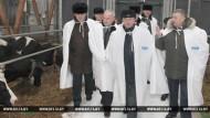 """Кобяков ознакомился с работойсельхозпроизводства """"Мазоловогаз"""""""