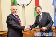Витебск подписал соглашение о сотрудничестве с Белоярским районом Тюменской области