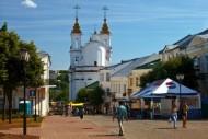 Віцебск увайшоў у дзесятку самых прывабных гарадоў СНД для расійскіх турыстаў