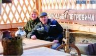 Сям'я з Латвіі пераехала ў Мёрскі раён, каб заняцца сельскім турызмам