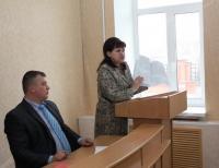 Депутат Палаты представителей Национального собрания Республики Беларусь Наталья Гуйвик