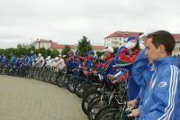Участники марафона в Полоцке