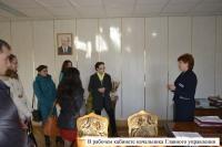 В Главном управлении Национального банка Республики Беларусь по Витебской области состоялся День открытых дверей