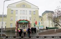 Терапевтический корпус Витебской городской больницы скорой помощи открылся после реконструкции