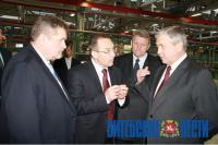Первое в Беларуси производство рукавов высокого давления налажено в Орше