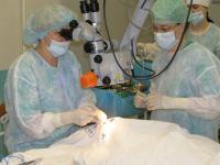 Новополоцкие офтальмологи освоили новые высокотехнологические операции