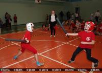 Первый республиканский турнир по спортивной чанбаре прошел в Витебске