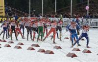 Команда Витебской области победила на соревнованиях по биатлону в рамках Олимпийских дней молодежи