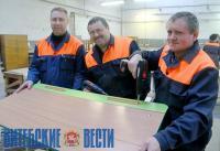 Школьные парты-трансформеры против сколиоза начала выпускать мебельная фабрика в Поставах