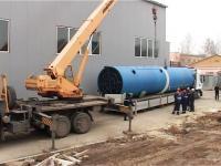 Уникальный объект по водоснабжению создает витебское УП «Полимерконструкция» в Орле
