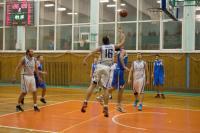 Витебские баскетболисты «Рубон-2» на домашнем паркете переиграли столичную БГЭУ-РЦОР