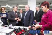 Искать новые рынки сбыта рекомендовал Николай Шерстнёв руководству «Марко» во время своего визита на предприятие