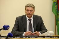 Первый заместитель председателя Витебского облисполкома Геннадий Гребнев провел прямую телефонную линию с жителями региона