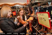 Единый день скидок прошел в розничной торговой сети Витебской области