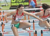 Оршанская легкоатлетка Алина Талай завоевала «золото» на чемпионате Европы в Чехии