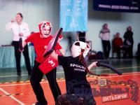 Успешно выступили витебские спортсмены на открытом чемпионате России по чанбаре