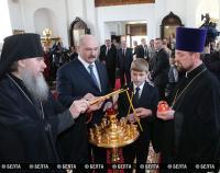 Лукашенко гарантирует мир и спокойствие на белорусской земле