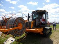 ОАО «Амкодор-КЭЗ» впервые осуществил поставку своего экскаватора в Латвию
