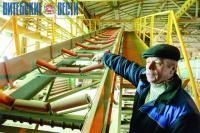 Обольский керамический завод начнет выпускать инновационную продукцию к концу 2015 года