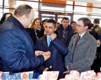 Международный экономический форум собрал в Орше представителей России, Казахстана и Беларуси