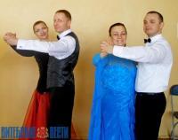 Танцоры от 6 до 50 лет сошлись на «Танцевальном ринге» в Витебске
