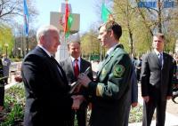 В Витебске прошла торжественная церемония занесения лучших предприятий и организаций на Доску почёта