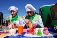 В Витебске прошла ярмарка учебных заведений Витебской области «Вясновы карагод»