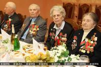Торжественный прием ветеранов состоялся в Витебском облисполкоме