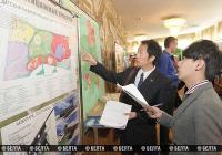 Представители деловых кругов китайской провинции Хэйлунцзян ознакомились с инвестиционными предложениями Витебска