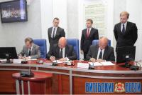 Новополоцк подписал договор с Большим театром оперы и балета Беларуси