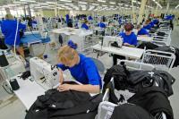 78,1 миллиарда рублей чистой прибыли получено за первый квартал 2015 года предприятиями легкой промышленности Витебска