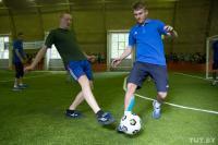 """Футболисты """"Витебска"""" провели спарринг в детском оздоровительном лагере"""