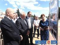 Николай Шерстнёв ознакомился с ходом подготовки Толочина к «Дажынкам»