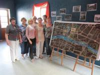 В витебском музее появилась шоколадная карта города