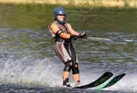 Новополоцкая спортсменка Анна Стрельцова завоевала золотую медаль на молодежном чемпионате мира по прыжкам с трамплина на водных лыжах