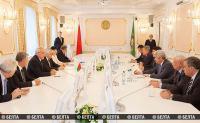 Парламентская делегация Казахстана встретилась с руководством Витебского облисполкома