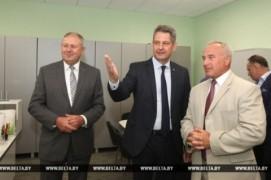 Филиал Банка развития стал первым объектом нового микрорайона в Витебске