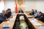 Новый помощник Президента провёл приём граждан в Полоцке (15.08.2019)