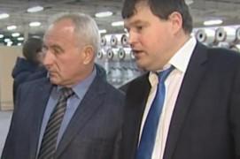 Николай Шерстнёв побывал на «Полоцк-Стекловолокно» (09.10.2018)